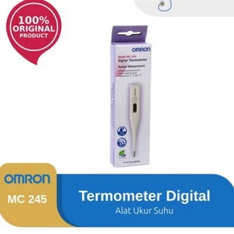 Omron MC245 Thermometer Rp 65.000