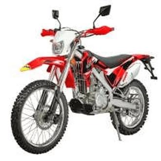 Motor CROSS X 200 ES Rp28.480.000