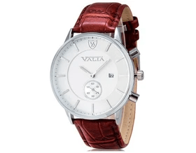 Watch Leather Band Brown Rp 118.696