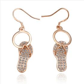 Czech Rhinestone Earrings Rp 59.274