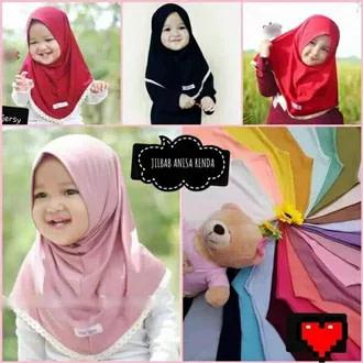 Jilbab Anisa Rp.9.500