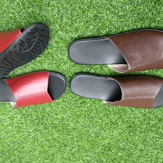 Sandal kulit Garut Rp.60.000