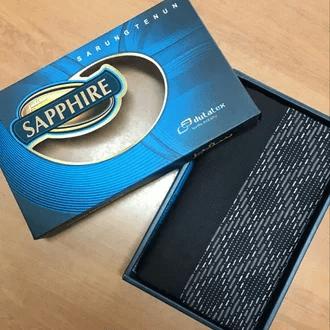 Sarung Sapphire hitam Rp.64.800