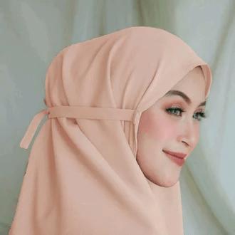 Jilbab maryam diamond Rp. 14.000