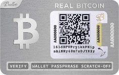Cryptocurency Wallet