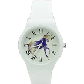 watch Unicorn Picture Dial White Rp 88.985