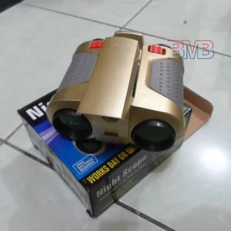 4. Teropong Night Scope 4x30mmm Rp 32.000