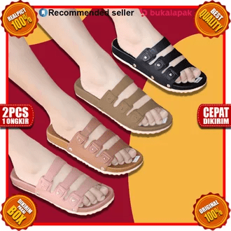 Flat casual Rp. 35.000