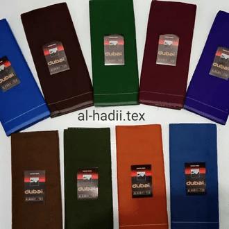 Sarung tenun polos warna Rp.28.000