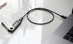 Ledger Nano S $ 51.00
