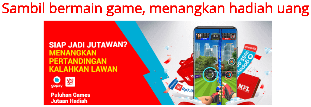 Banner game iklan facebook instagram twiter