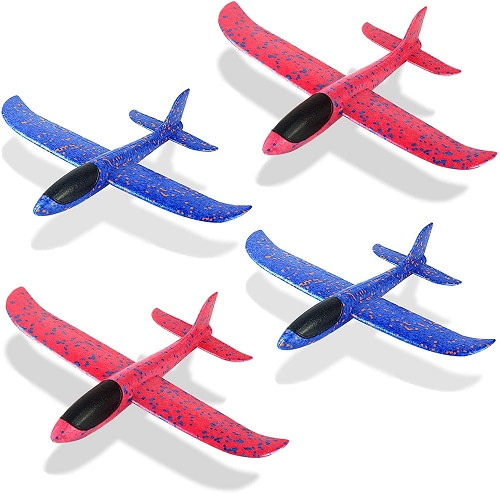 4 Pack Foam Airplane Toys $ 14,99