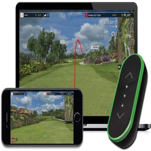 Tittle X Home golf simulator $139,00