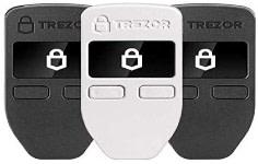 3x Trezor One $149.00