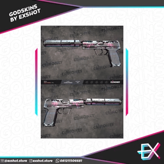 Couter Strike USP-S Neo Rp.640.000