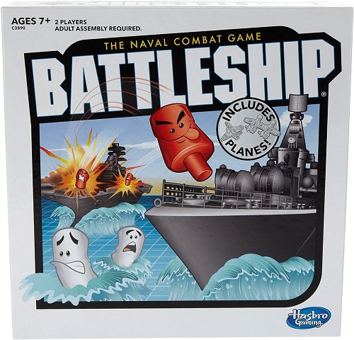 Battleship Strategy $16,99