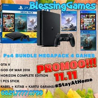 PS4 Slim 1TB Rp.5,899,000