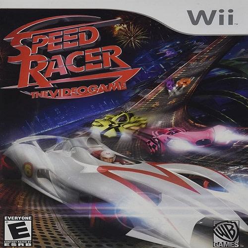 Speed Racer Nintendo Wii $ 49,98