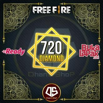 Free Fire 720 Diamond