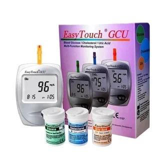 GCU cek gula darah Rp 180.000