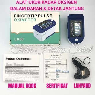 Oxymeter Pulse Rp 120.000