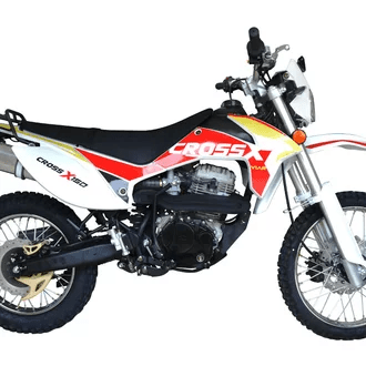 Motor CROSS X 150 CC Rp17.250.000