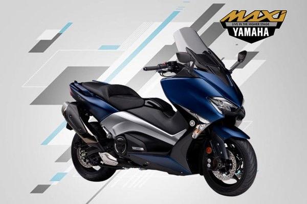 TMAX DX Version A/T Bensin 530 cc Rp305.000.000