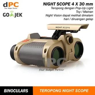 8. Night Scope Rp 35.000