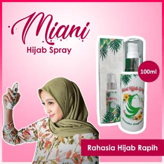 Hijab Spray segi4 Rp.60.000